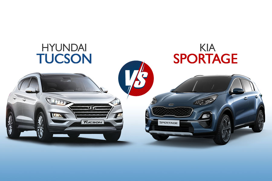 Hyundai Tucson vs Kia Sportage in Pakistan 8