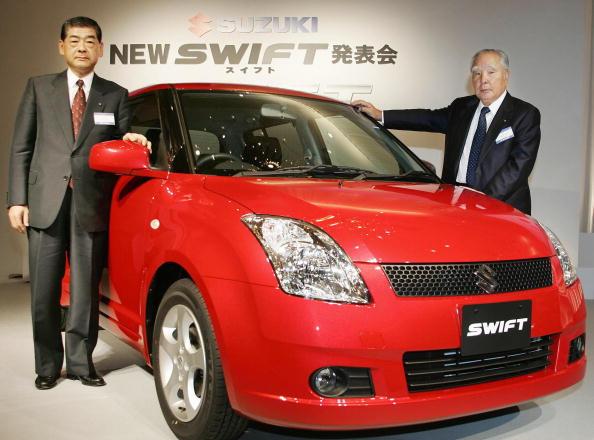 12 Years of Suzuki Swift in Pakistan 1