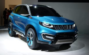 Next Generation Suzuki Vitara Set to Debut in October 2020 9