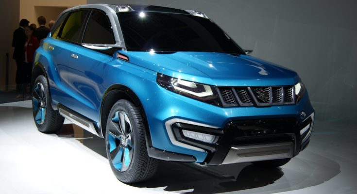 Next Generation Suzuki Vitara Set to Debut in October 2020 1