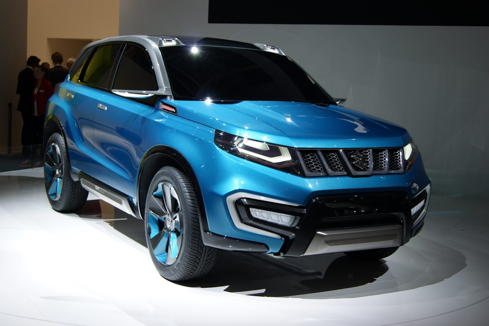 Next Generation Suzuki Vitara Set to Debut in October 2020 1