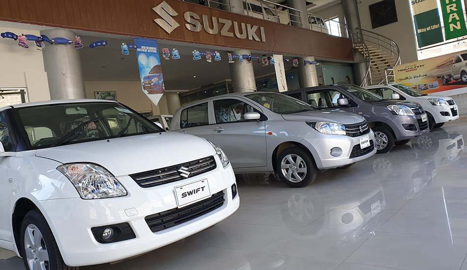 Pak Suzuki Suffers from Worst Quarterly Loss 1