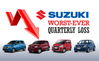 Pak Suzuki Suffers from Worst Quarterly Loss 4