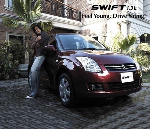 12 Years of Suzuki Swift in Pakistan 6