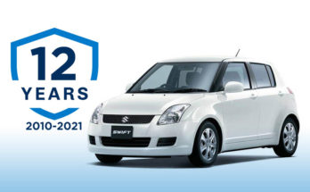 12 Years of Suzuki Swift in Pakistan 4