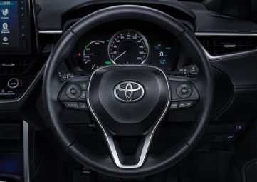 Toyota Corolla Cross Launched in Indonesia 15