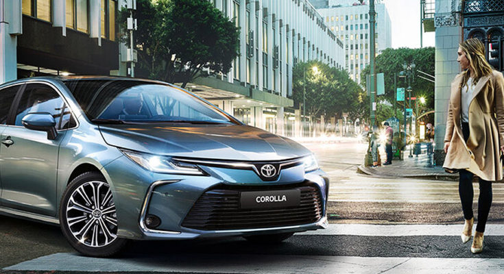 Toyota Remains World's Bestselling Automaker for 1H-2020 1