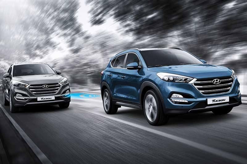 Hyundai Tucson vs Kia Sportage in Pakistan 1