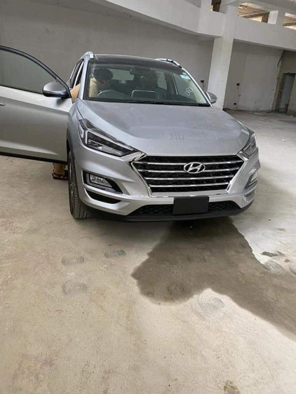 Hyundai Tucson launched in Pakistan at PKR 48.99 Lac 13