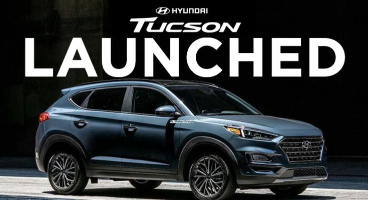 Hyundai Tucson launched in Pakistan at PKR 48.99 Lac 1