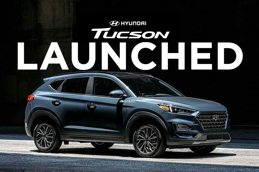 Hyundai Tucson launched in Pakistan at PKR 48.99 Lac 6