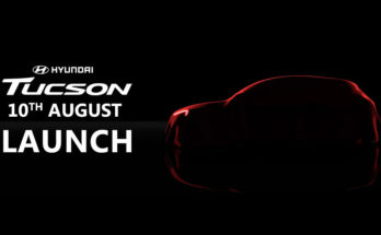 Hyundai Tucson to Launch in Pakistan on 10th August 1