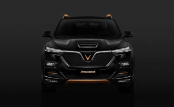 VinFast Officially Reveals President SUV 6