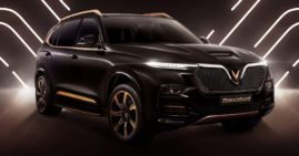 The Flagship VinFast President SUV Launched 4