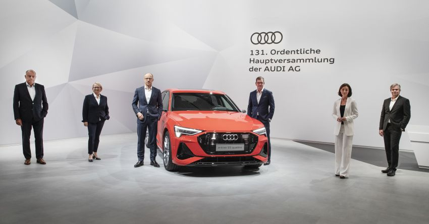 Volkswagen Completely Takes Over Audi 1