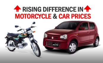 Rising Difference in Motorcycle & Car Prices & the Need to Fill the Gap 4
