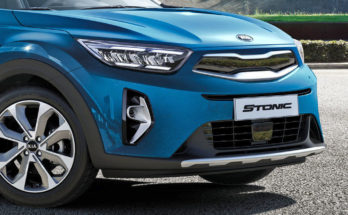 2021 Kia Stonic Facelift Revealed 3