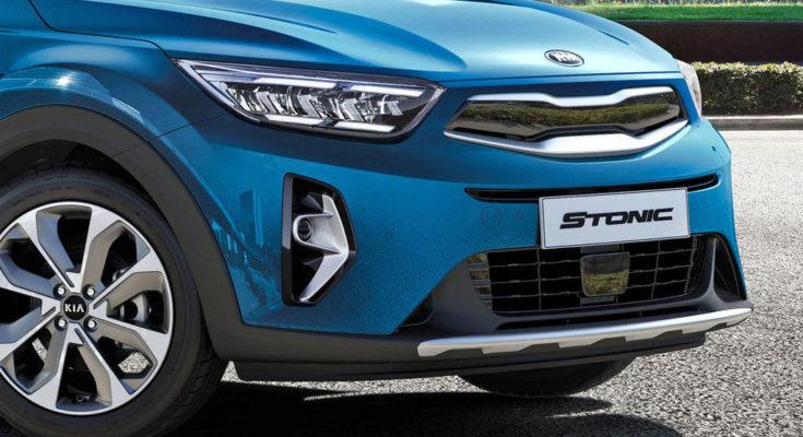 2021 Kia Stonic Facelift Revealed 1