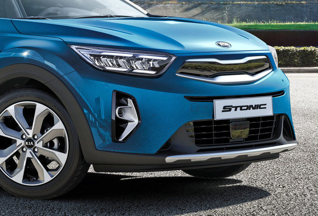 2021 kia stonic facelift revealed  carspiritpk