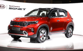 First Kia Sonet Rolls Off the Assembly Lines in India 5