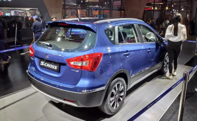 Suzuki S-Cross Petrol Launched in India at INR 8.37 lac 4