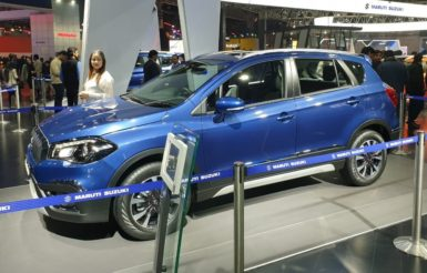 Suzuki S-Cross Petrol Launched in India at INR 8.37 lac 3