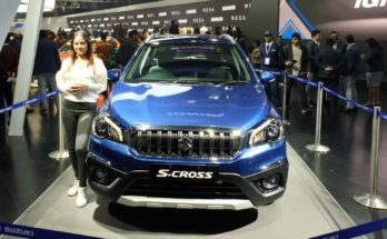 Suzuki S-Cross Petrol Launched in India at INR 8.37 lac 12