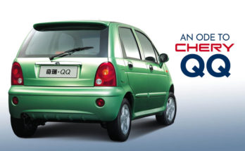 Ode to the Little Chery QQ 62