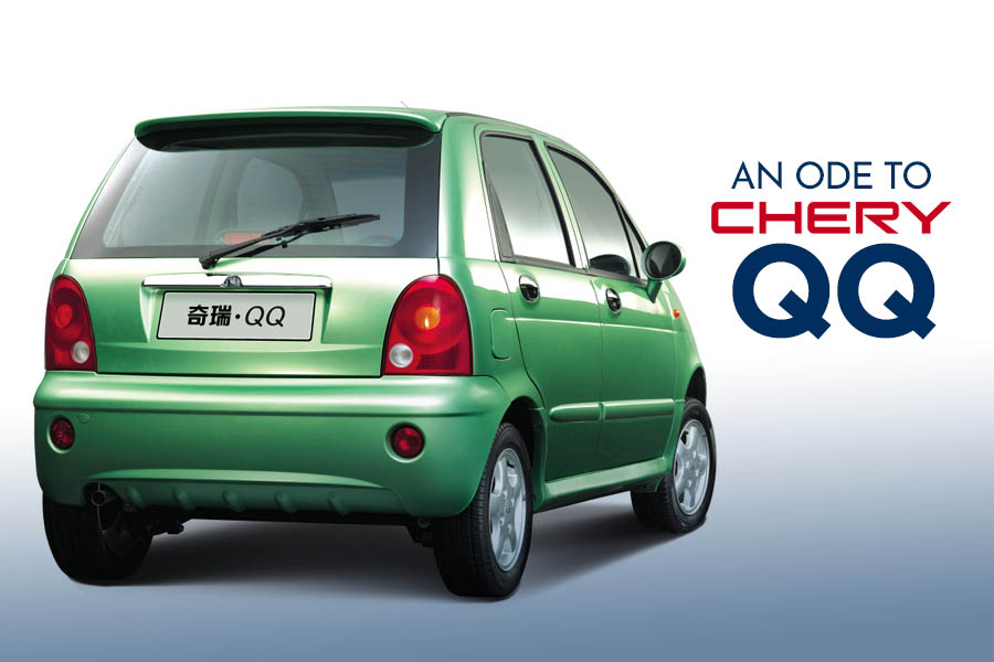 Ode to the Little Chery QQ 5