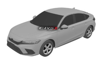 Next-Gen Honda Civic Hatchback Design Leaked In Trademark Filing 8
