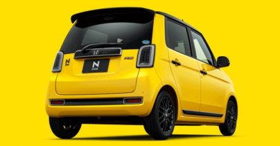 Updated Honda N-One to Launch in Japan by Year End 2