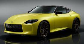 Nissan Unveils the Z Proto- Next Generation 400Z Fairlady 3