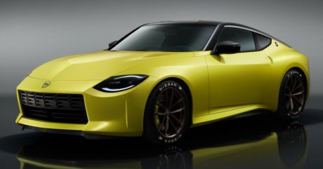 Nissan Unveils the Z Proto- Next Generation 400Z Fairlady 2