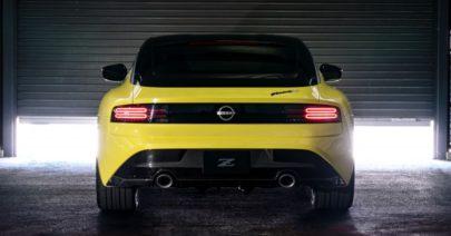 Nissan Unveils the Z Proto- Next Generation 400Z Fairlady 20