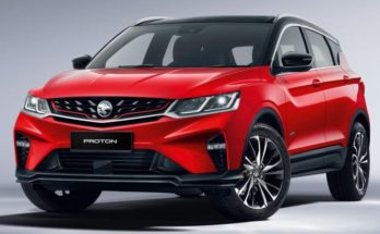 Proton Officially Reveals the X50 Crossover SUV 5