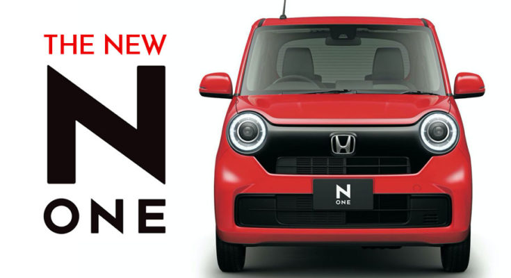 Updated Honda N-One to Launch in Japan by Year End 1