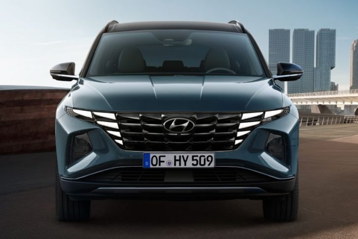 All New 2021 Hyundai Tucson Unveiled 1
