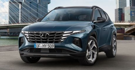 All New 2021 Hyundai Tucson Unveiled 2