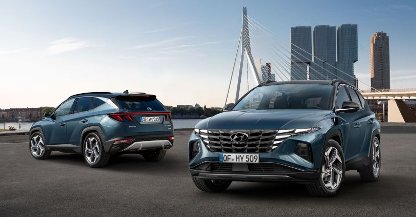All New 2021 Hyundai Tucson Unveiled 18