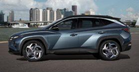 All New 2021 Hyundai Tucson Unveiled 4