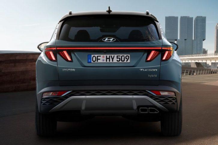 All New 2021 Hyundai Tucson Unveiled 7