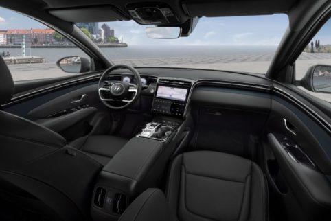All New 2021 Hyundai Tucson Unveiled 9