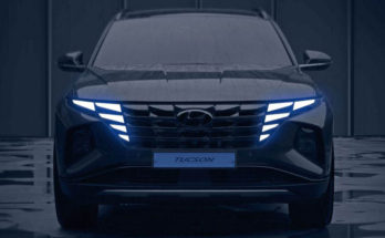 Hyundai Teases the All New Tucson- 15th September Debut 5