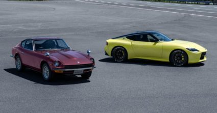 Nissan Unveils the Z Proto- Next Generation 400Z Fairlady 21