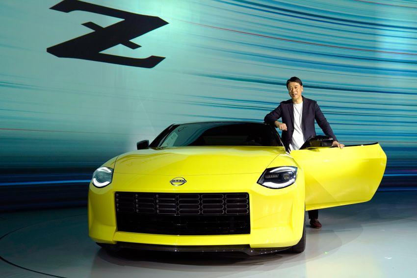 Nissan Unveils the Z Proto- Next Generation 400Z Fairlady 2
