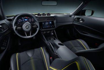 Nissan Unveils the Z Proto- Next Generation 400Z Fairlady 12