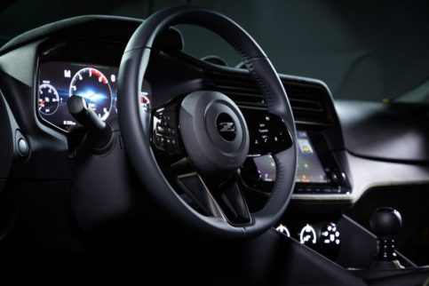 Nissan Unveils the Z Proto- Next Generation 400Z Fairlady 8