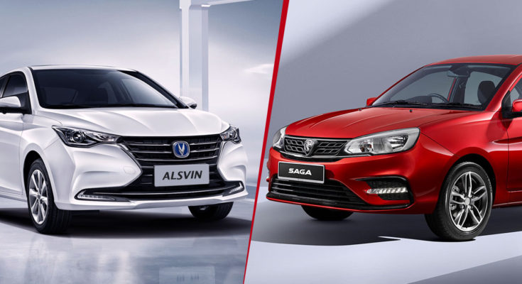 What Should be the Ideal Price of Changan Alsvin & Proton Saga? 1