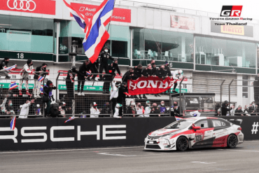 Toyota Corolla Altis Wins Nürburgring 24H's SP3 Class 11