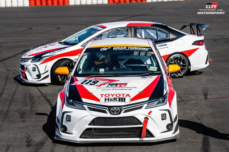 Toyota Corolla Altis Wins Nürburgring 24H's SP3 Class 1